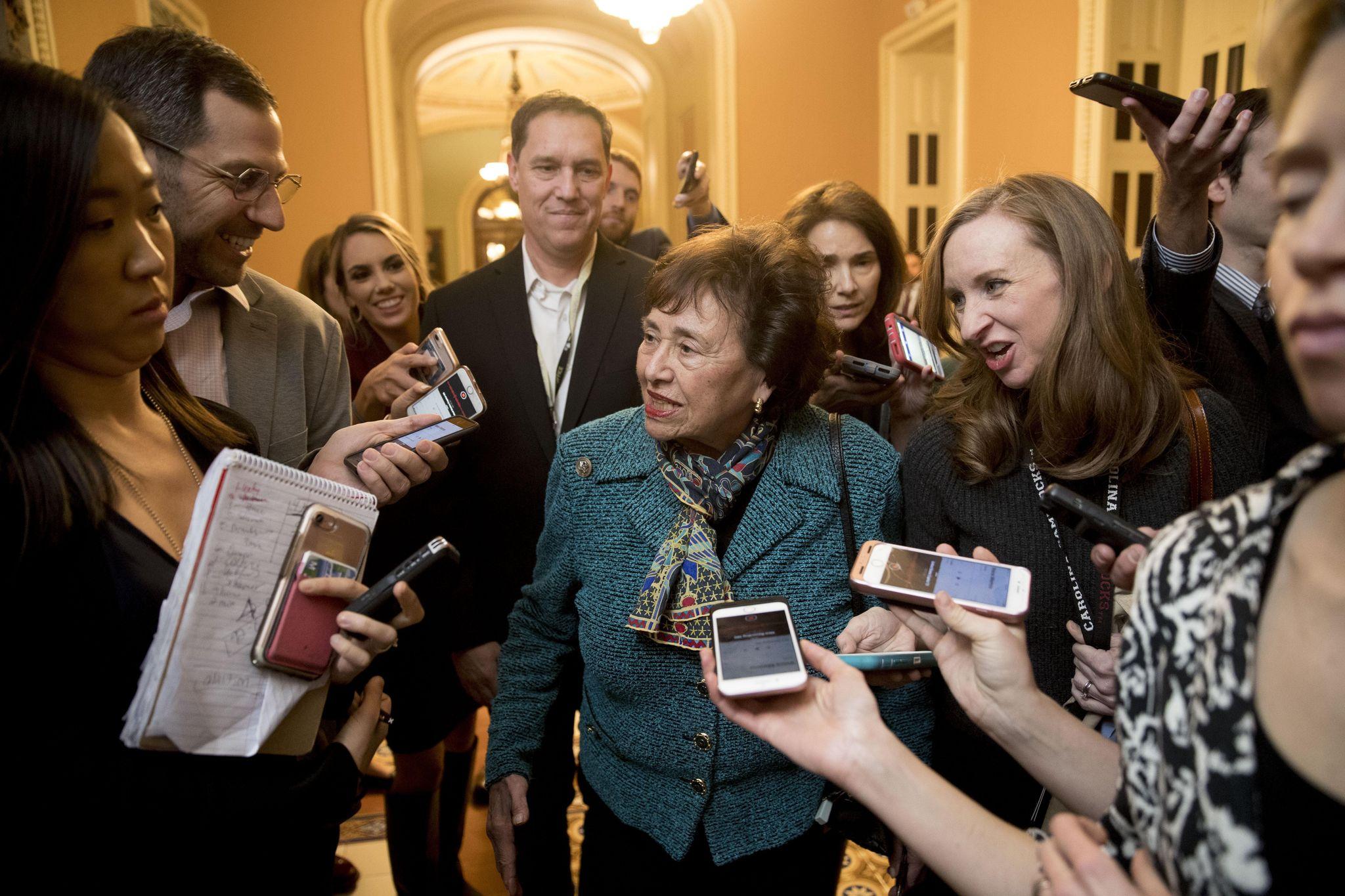 photo image Spending bill details released ahead of shutdown deadline