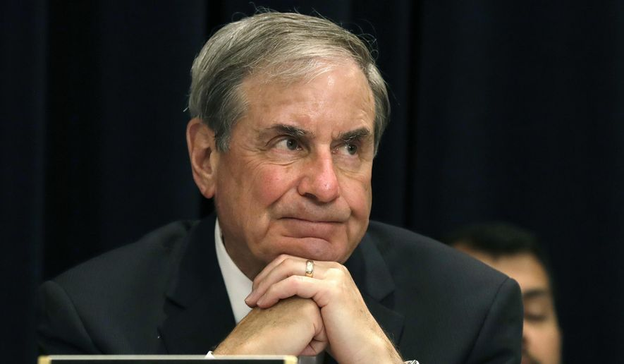 """""""I don't see at this point a lot of appetite for cutting spending,"""" said House Budget Committee Chairman John Yarmuth, Kentucky Democrat. (Associated Press) **FILE**"""