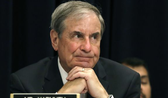"""""""I don't see at this point a lot of appetite for cutting spending,"""" said House Budget Committee Chairman John Yarmuth, Kentucky Democrat. (Associated Press)"""