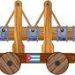 Cuba Battering Ram Illustration by Greg Groesch/The Washington Times