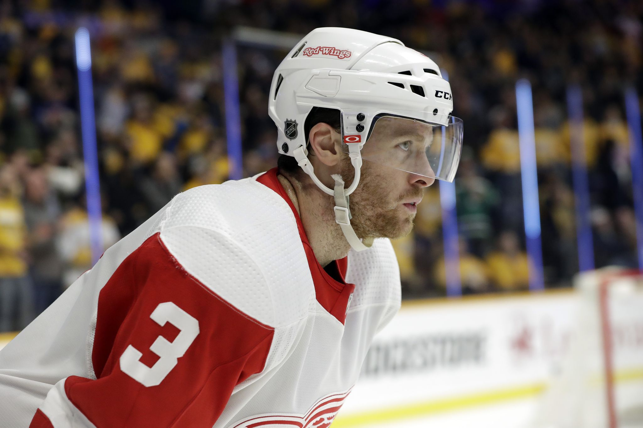 Washington Capitals acquire Nick Jensen from Detroit for Madison Bowey