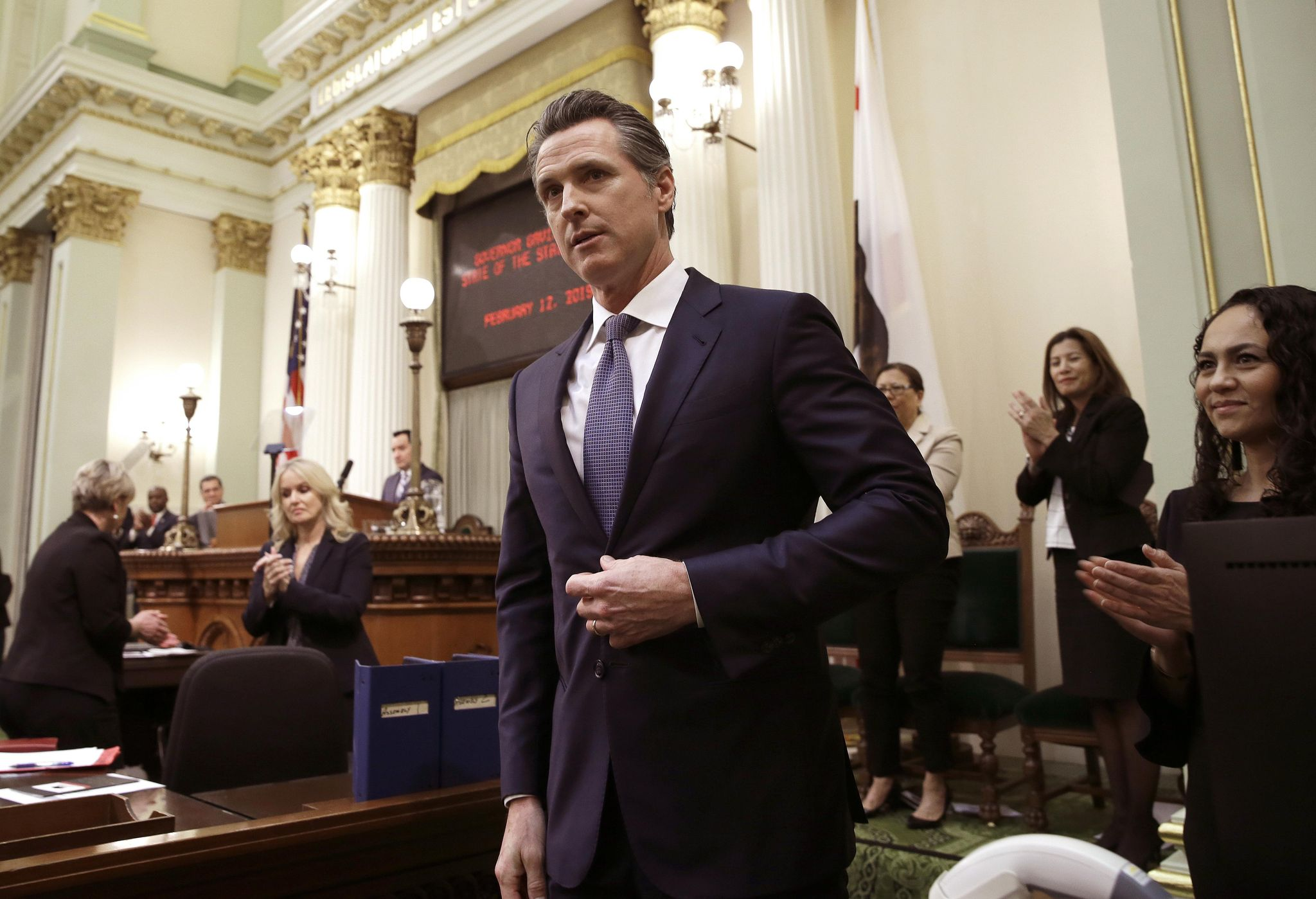 Gavin Newsom rejects Trump demand to return 'wasted' $3.5 billion: 'We're not giving it back'
