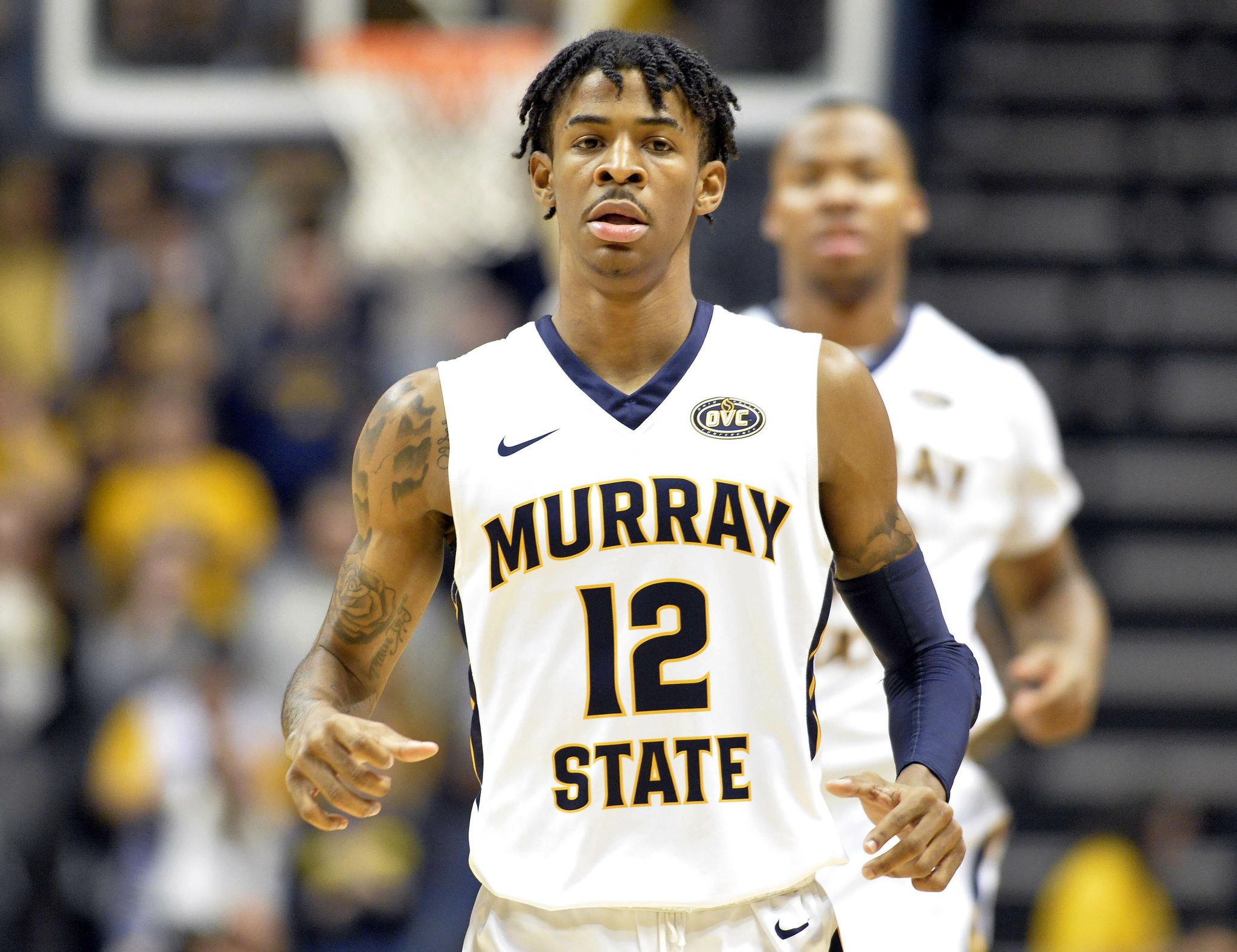 Nobody wanted to sign Ja Morant as badly as Murray State and they have proved to be a mustsee match the program that loves to push the pace and the