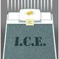 Illustration on I.C.E. detention centers by Alexander Hunter/The Washington Times