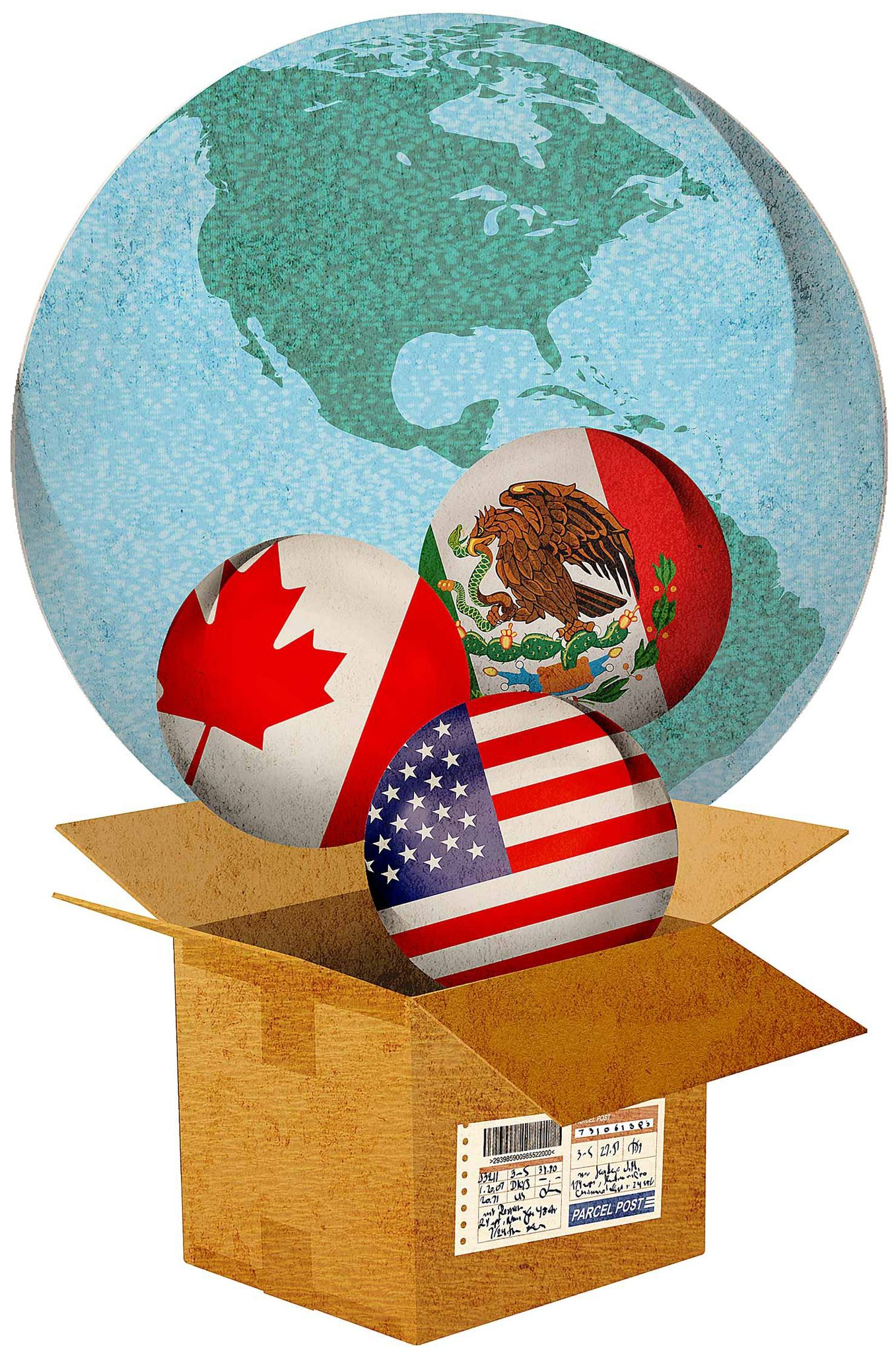 Pro-trade Democrats go missing with Trump's creation of the U.S.-Mexico-Canada Agreement