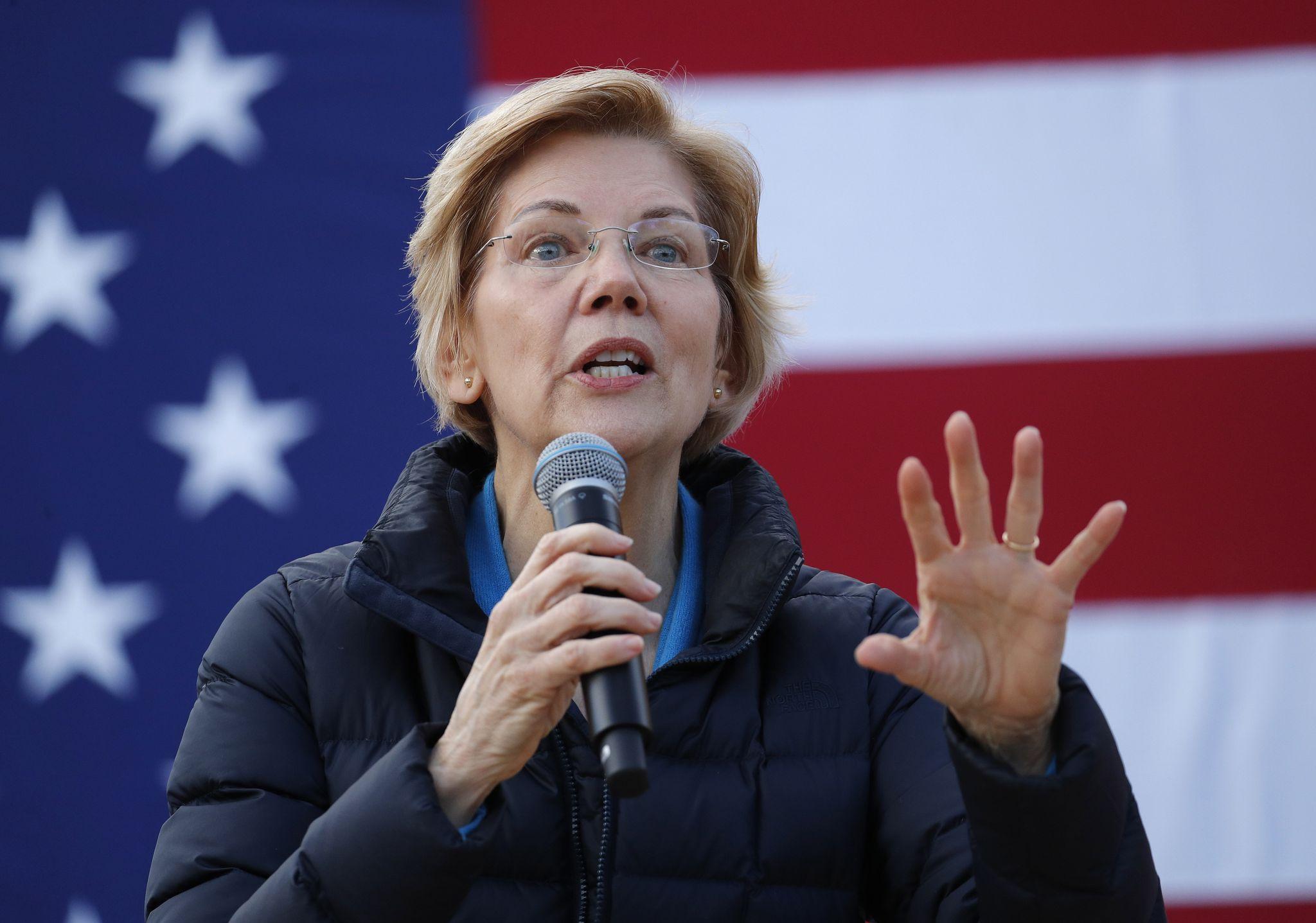 Sen. Elizabeth Warren: Trump administration officials are obligated to invoke 25th Amendment