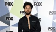 In this Monday, May 14, 2018, file photo, actor and singer Jussie Smollett attends the Fox Networks Group 2018 programming presentation after party at Wollman Rink in Central Park in New York. (Photo by Evan Agostini/Invision/AP, File)