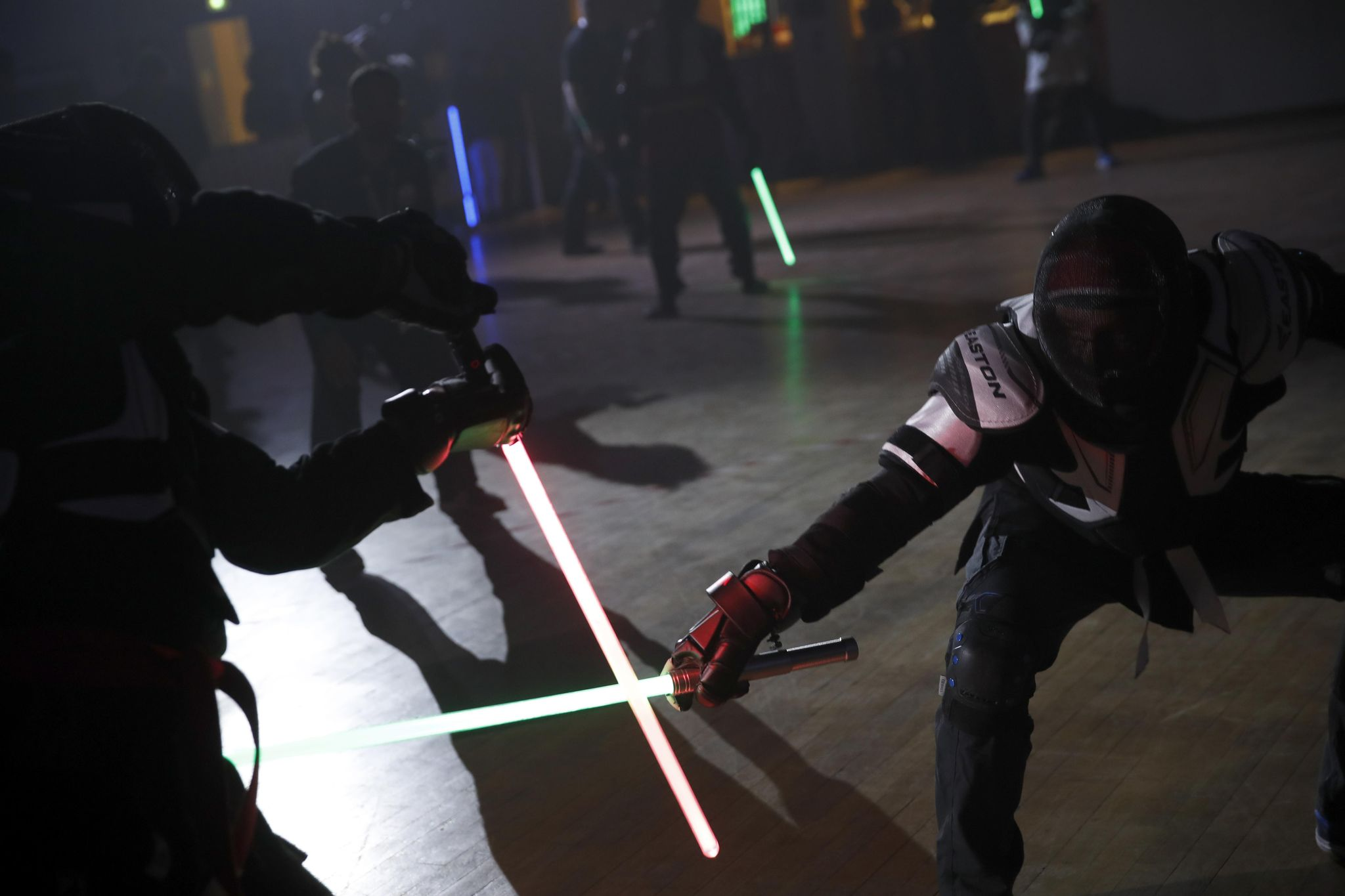 France recognizes lightsaber dueling as a sport