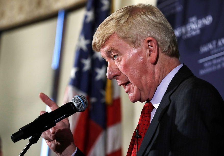 Former Massachusetts Gov. Bill Weld (Associated Press)