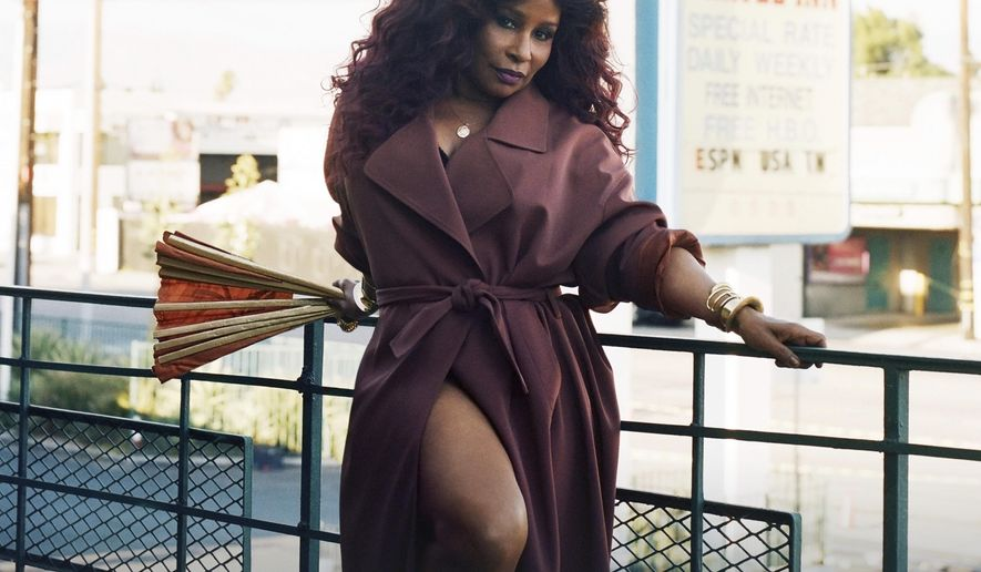 """This cover image released by Diary Records/Island Records shows """"Hello Happiness,"""" the latest release by Chaka Khan. (Diary Records/Island Records via AP)"""