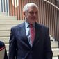 Sen. Jack Reed, D-R.I., arrives for a closed-door meeting on Capitol Hill in Washington, Tuesday, Dec. 4, 2018, on the slaying of Saudi journalist Jamal Khashoggi. (AP Photo/Susan Walsh) ** FILE **