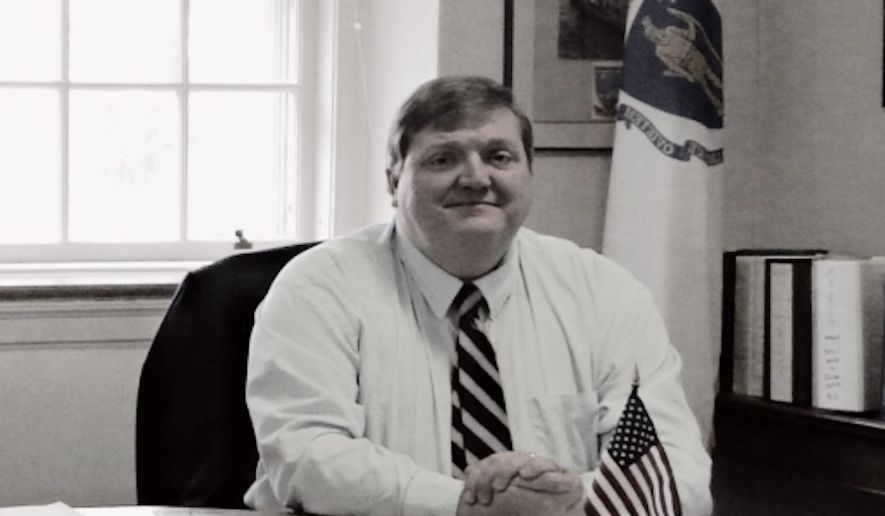 Barnstable County Commissioner Ron Beaty is remaining unapologetic amid calls for his resignation over a tweet that disparaged gay politicians. (barnstablecounty.org)