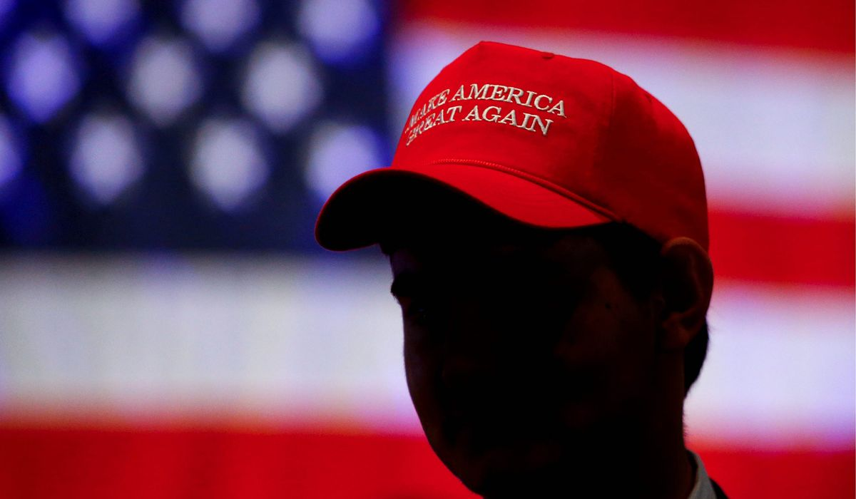 15-year-old Trump supporter 'traumatized' after man slapped him at N.H. polling site, mom says