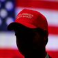 The MAGA hat worn by President Trump's supporters has triggered angry confrontations and political violence across the U.S. with alarming frequency. (Associated Press/File)