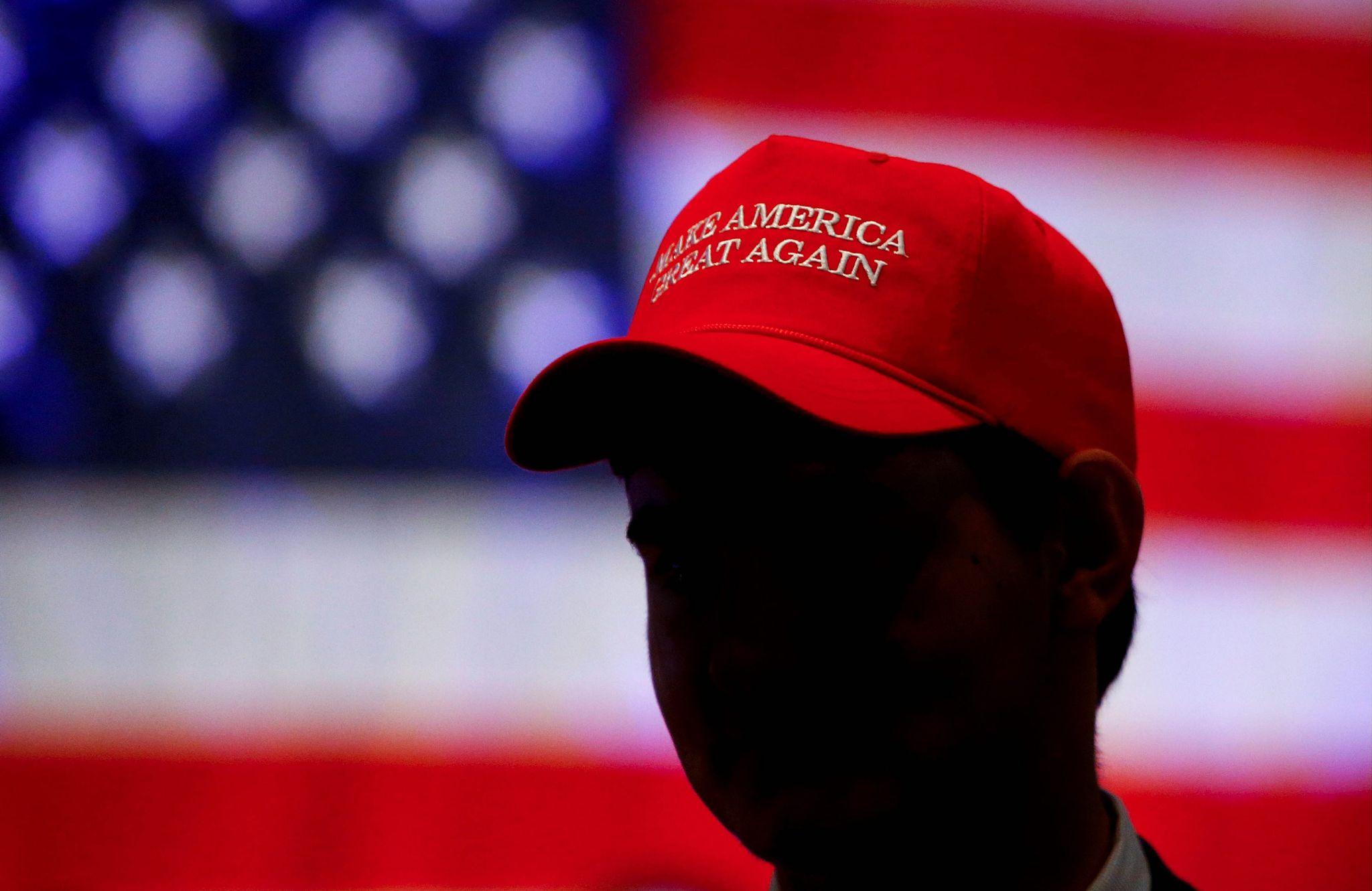 684ab389b64 Donald Trump MAGA hat powerful political symbol - Washington Times