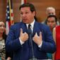 On Wednesday, Florida Gov. Ron DeSantis's administration moved to oppose a court ruling that granted a license for exploratory drilling in Miramar. (Associated Press)