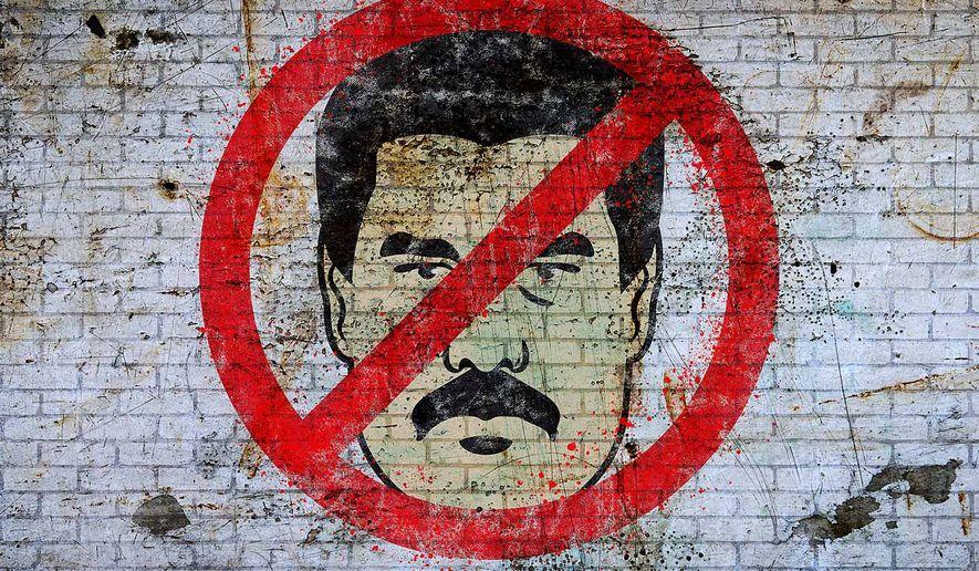 Venezuela Revolution Illustration by Greg Groesch/The Washington Times