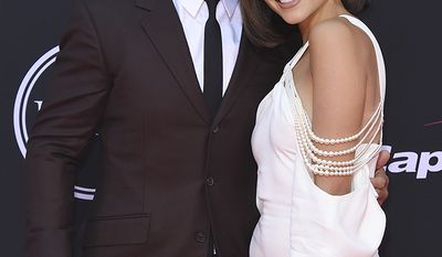 NFL wide receiver Danny Amendola and model Olivia Culpo