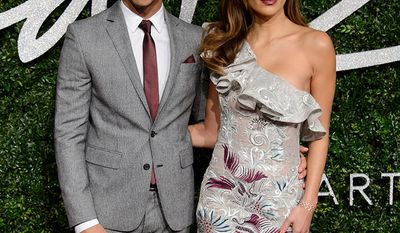 F1 driver Lewis Hamilton and singer Nicole Scherzinger