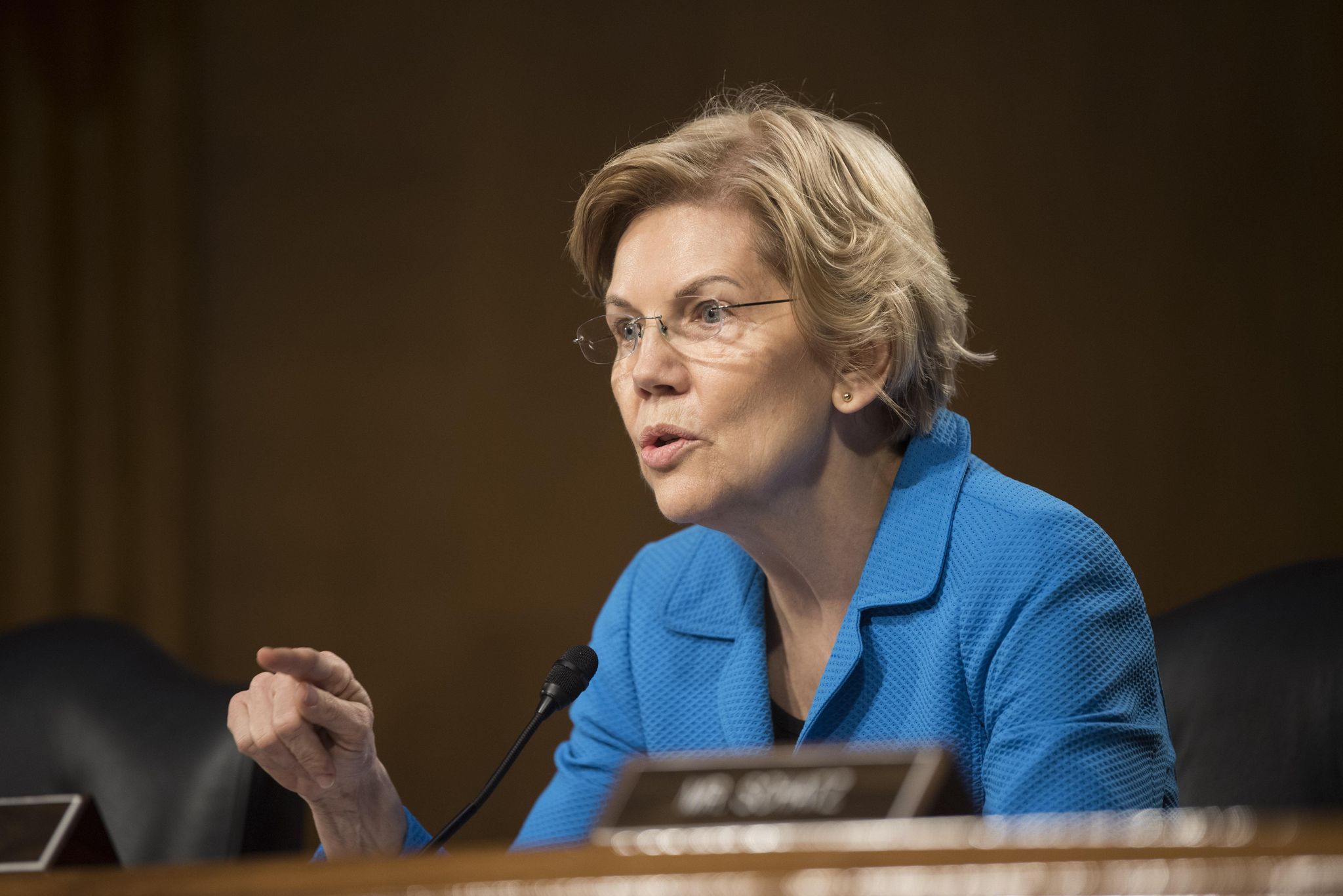Elizabeth Warren offered enrollment by the Una Nation, an unrecognized 'mixed-blood' tribe