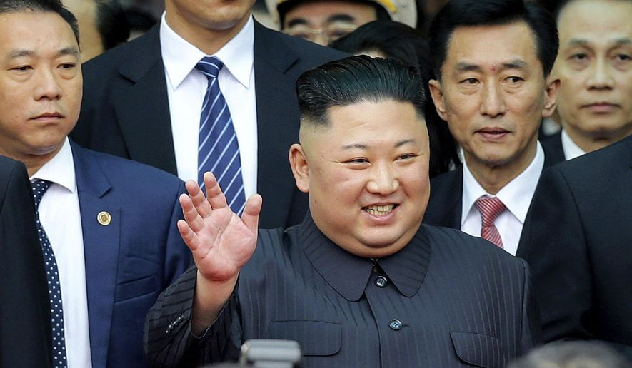 N Korea State Media Quiet As Kim Jong Un Makes Splash In Hanoi