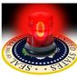 Illustration on the emergency powers of the President by Alexander Hunter/The Washington Times