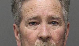 This booking photo released Wednesday, Feb. 27, 2019 by the Wake City-County Bureau of Identification, shows Leslie McCrae Dowless, who was arrested Wednesday and charged with illegal ballot handling and obstruction of justice in the 2016 general election and 2018 primary. Dowless was also at the center of a ballot fraud investigation by state elections officials who ordered a new election in the disputed North Carolina congressional race. (Wake City-County Bureau of Identification via AP)
