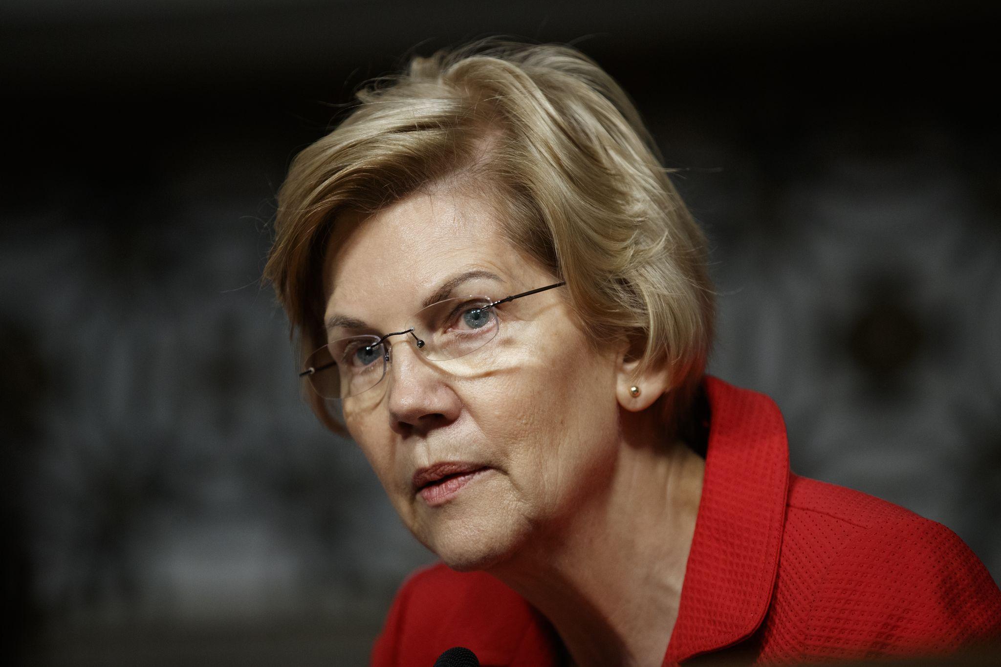 Sen. Elizabeth Warren: 'Just wrong' to label me a socialist