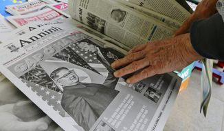 News of the abrupt end to the summit between President Trump and North Korean leader Kim Jong-un stunned Asians whose countries had high stakes in the denuclearization talks. (Associated Press)