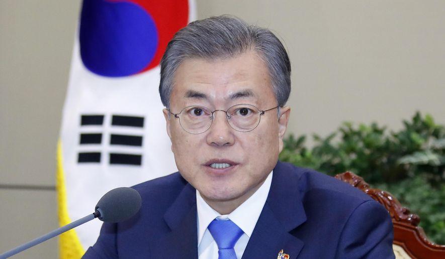 Moon Jae-in, South Korea president, to visit Trump White