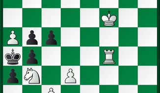 White to play and mate in four.