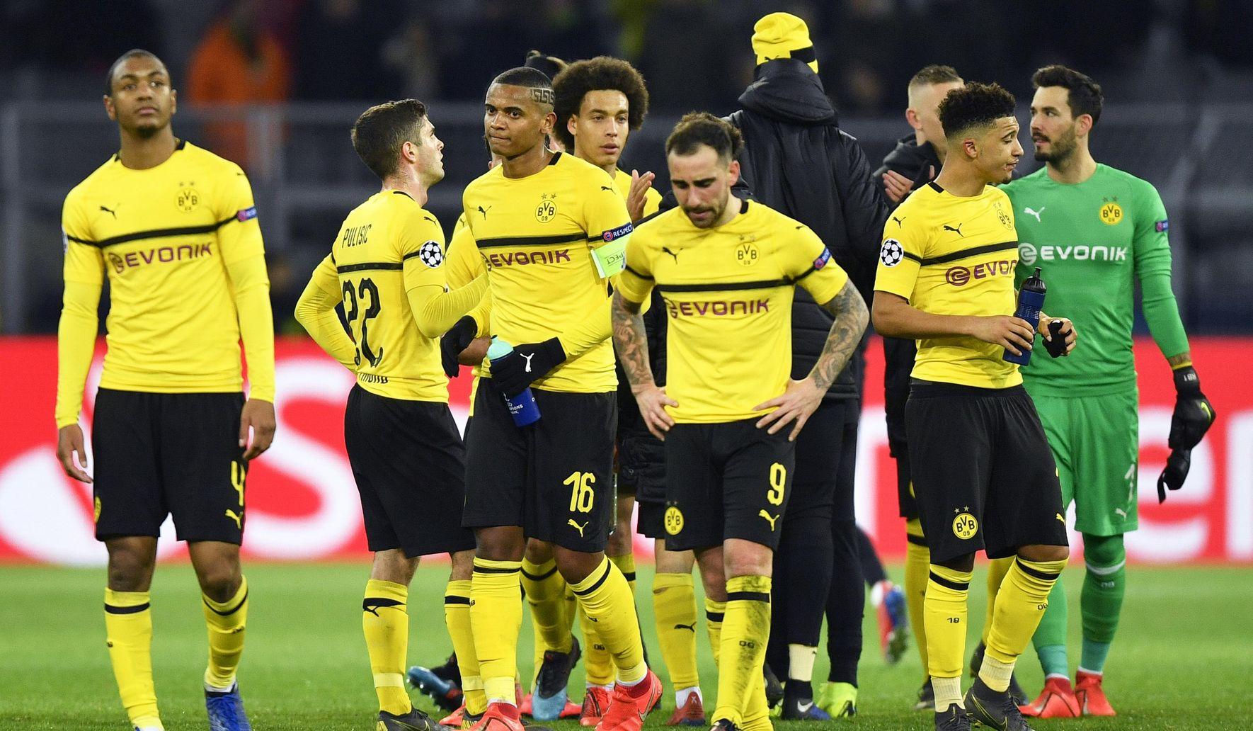 For Borussia Dortmund, it's the Bundesliga or bust - Washington Times