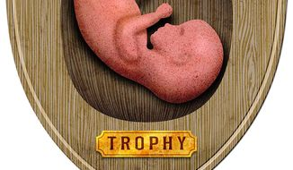 Political Trophy Illustration by Greg Groesch/The Washington Times