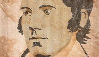 Robert Burns Portrait by Greg Groesch/The Washington Times