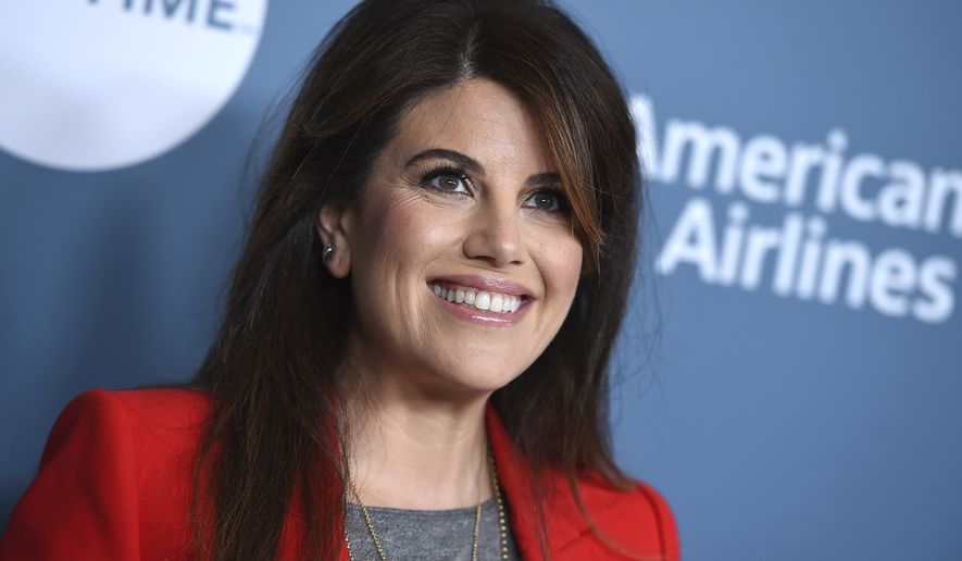 Monica Lewinsky will produce a new series about public shame for HBO. (Photo by Jordan Strauss/Invision/AP)