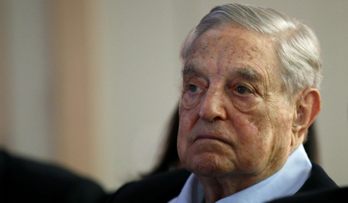 George Soros conspiracy theories surge amid George Floyd protests