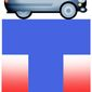 Illustration on President Trump's auto tariffs by Alexander Hunter/The Washington Times