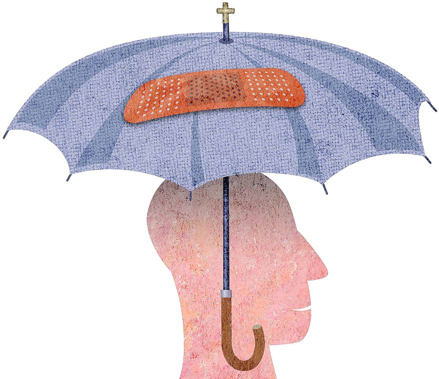 Health Care Coverage Illustration by Greg Groesch/The Washington Times