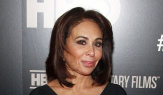 "In this Jan. 28, 2015, file photo, Jeanine Pirro attends the HBO Documentary Series premiere of ""THE JINX: The Life and Deaths of Robert Durst"" in New York. (Photo by Andy Kropa/Invision/AP, File) **FILE**"