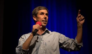Beto O'Rourke. (Associated Press) ** FILE **