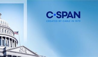 Happy Birthday: On Tuesday, C-SPAN celebrates 40 years of relentless but unbiased coverage of Congress, the White House and U.S. politics. (C-SPAN)