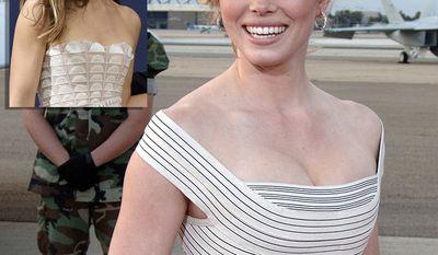 Actress and model Jessica Biel, 37.