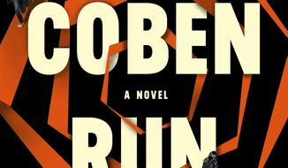 """This cover image released by Grand Central Publishing shows """"Run Away,"""" a novel by Harlan Coben. (Grand Central Publishing via AP)"""