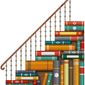 Stairway to Literacy Illustration by Greg Groesch/The Washington Times