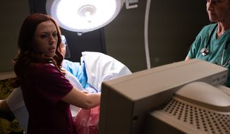 """Unplanned"" endured a potential hit earlier this year, when it received an R rating from the Motion Picture Association of America ratings board. The film has no nudity, violence or mature language, but the board insisted that several abortion scenes warranted the rating. (unplannedfilm.com)"