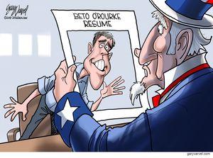 Beto O'Rourke Resume