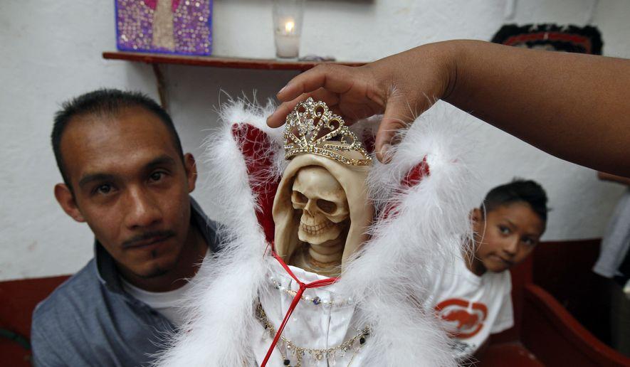 Santa Muerte denounced by Santa Fe Archbishop John Wester
