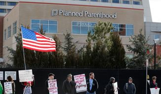 "Planned Parenthood and other health care providers may see their funding from the state of Ohio come to an end if they ""perform or promote"" elective abortions under a state law recently deemed constitutional by a federal appeals court. (ASSOCIATED PRESS)"