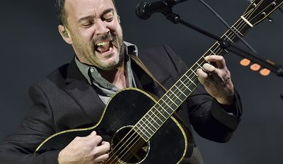 Musician Dave Matthews was born in Johannesburg, South Africa. He moved to the U.S at age 2. He became a naturalized American citizen in 1980.
