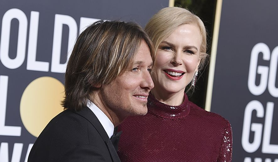 Nicole Kidman and Keith Urban are both from Down Under and are dual citizens of the U.S. and Australia.